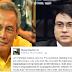 Look: Bong Revilla Gigil na gigil at Binanatan si Jim Paredes dahil sa ginagawang Kahihiyan at Pambababoy sa Edsa