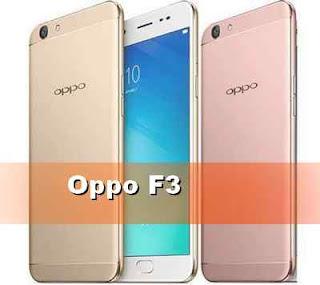 HP Oppo F3