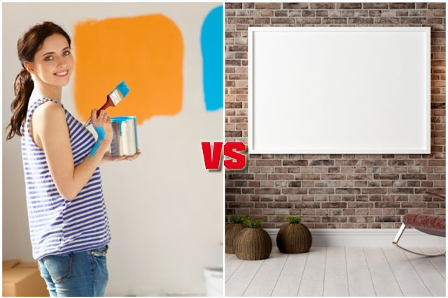 Home Design: Paint Or Wallpaper?