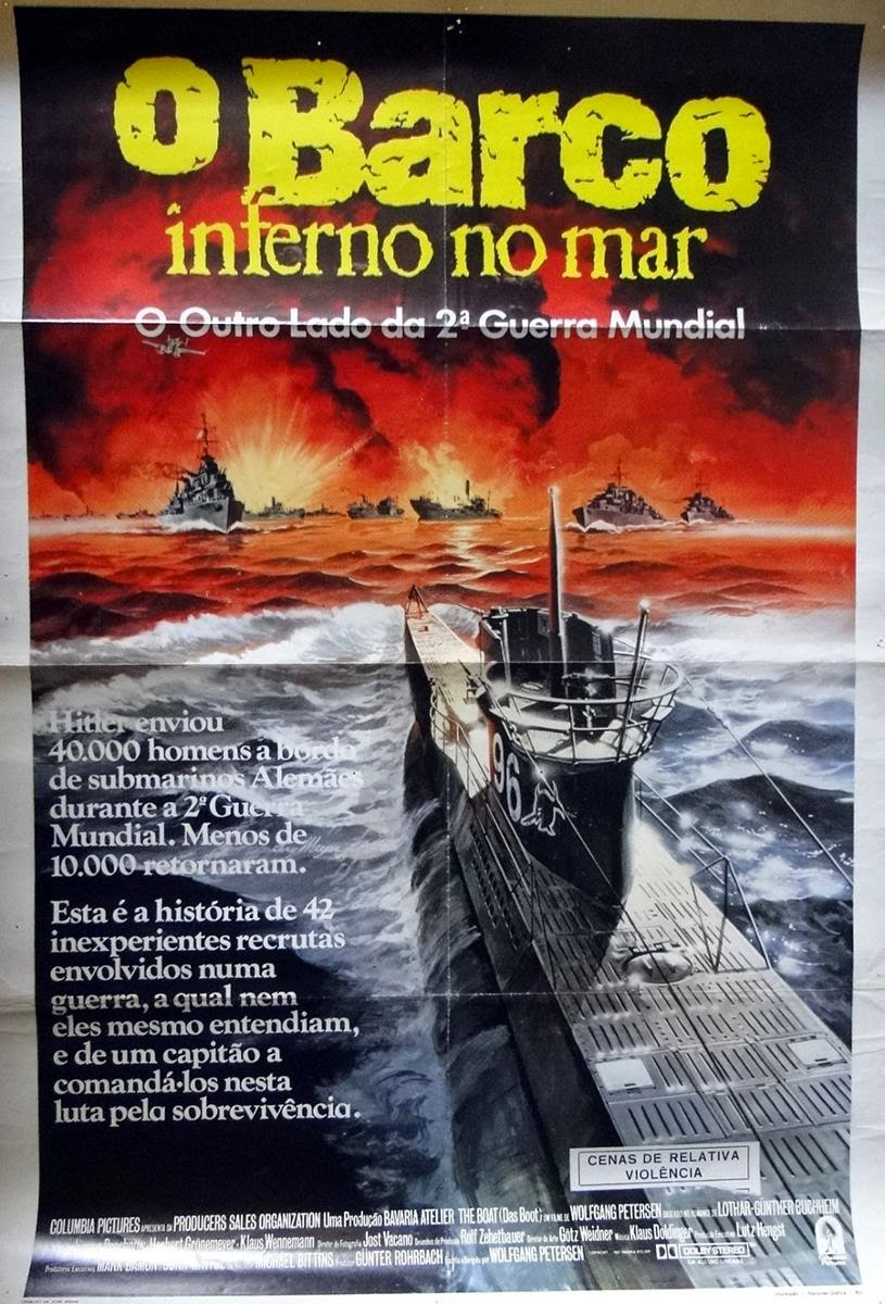 O Barco: Inferno no Mar Dublado