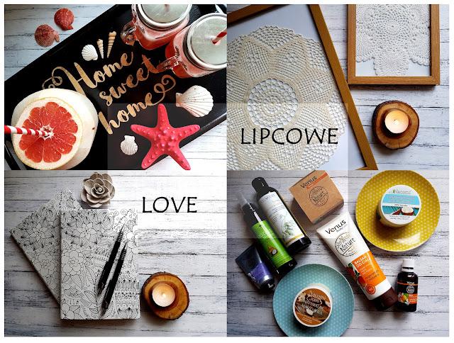 lipcowe love - ulubieńcy lipca - hygge - lagom - inspiracje
