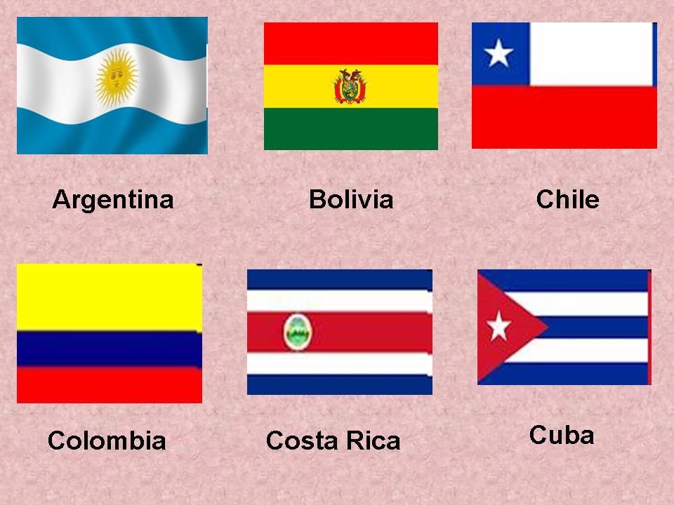 Mundo Intercultural Países Y Nacionalidades En Español: Conexión: Los Países Que Hablan Español Como Idioma Oficial