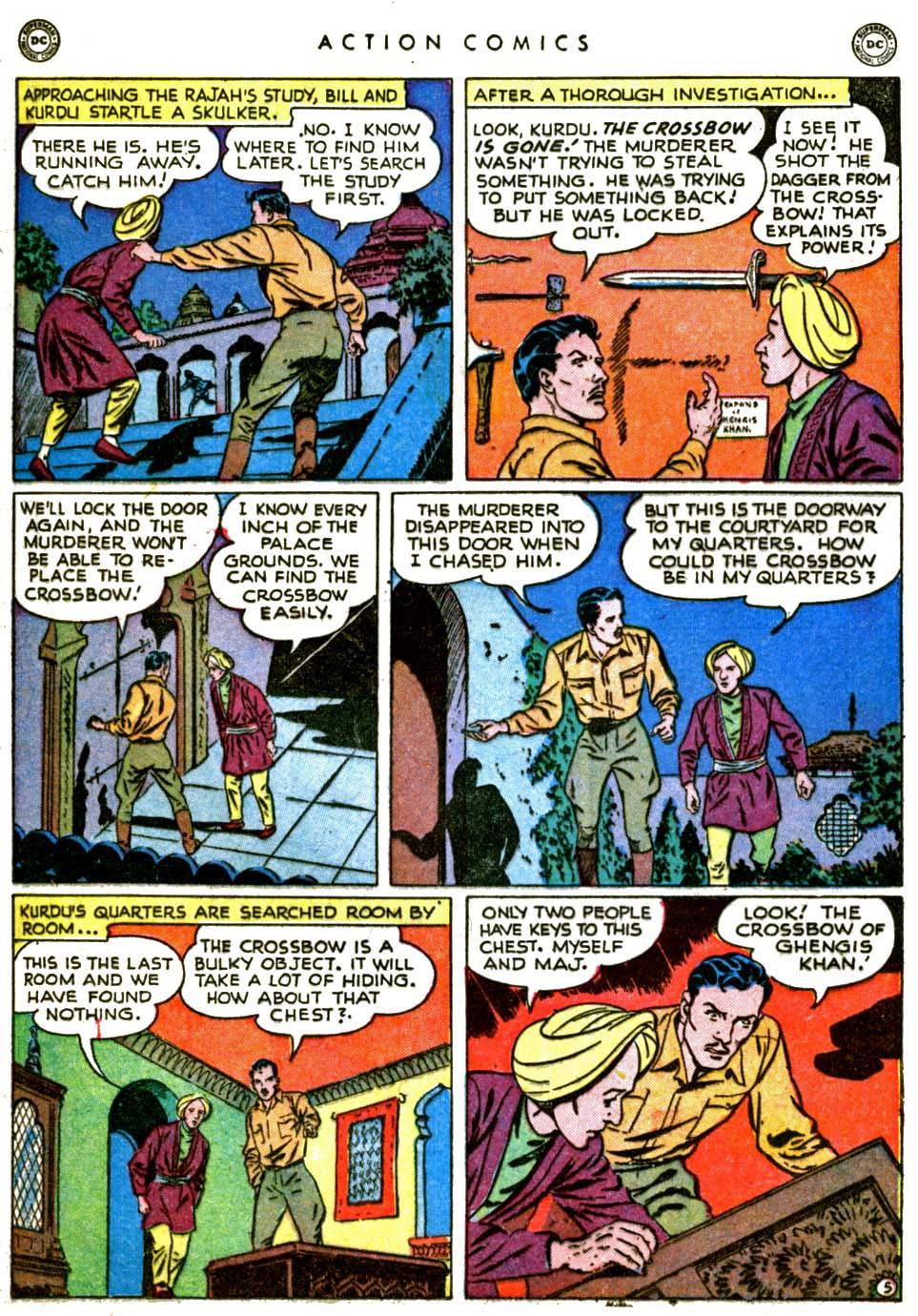 Action Comics (1938) 139 Page 30
