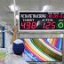 Đồng hồ led hiển thị Target hoàn thành sản phẩm
