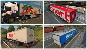 American Hypermarkets trailer pack
