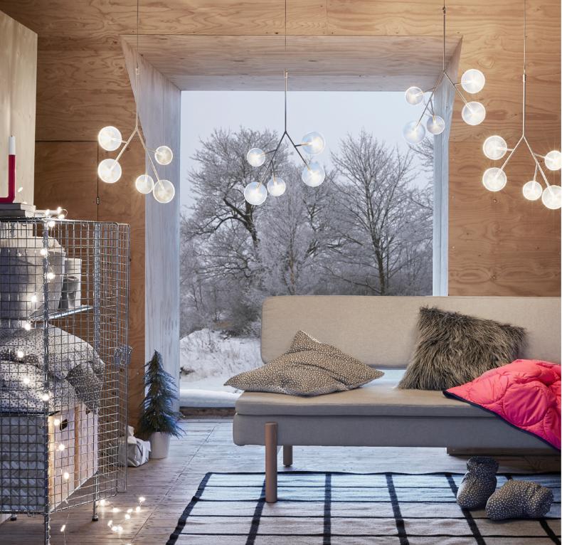 Sneak Peek  IKEA Winter Collection  Poppytalk