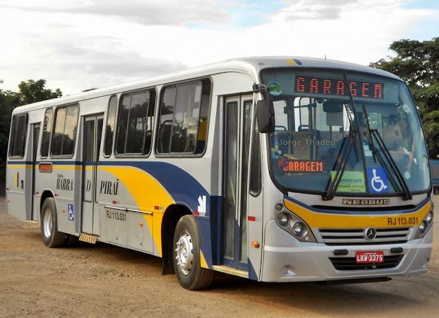 População de Rio das Flores  no Sul Fluminense aguarda transporte gratuito