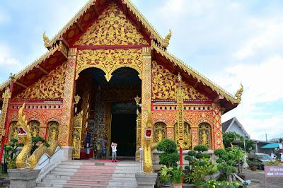 façade du temple