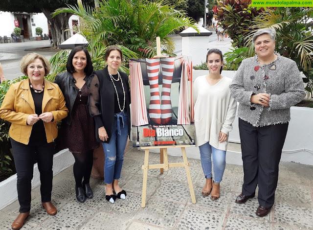 Los Llanos de Aridane dará la bienvenida a la Navidad con la celebración del Día Blanco