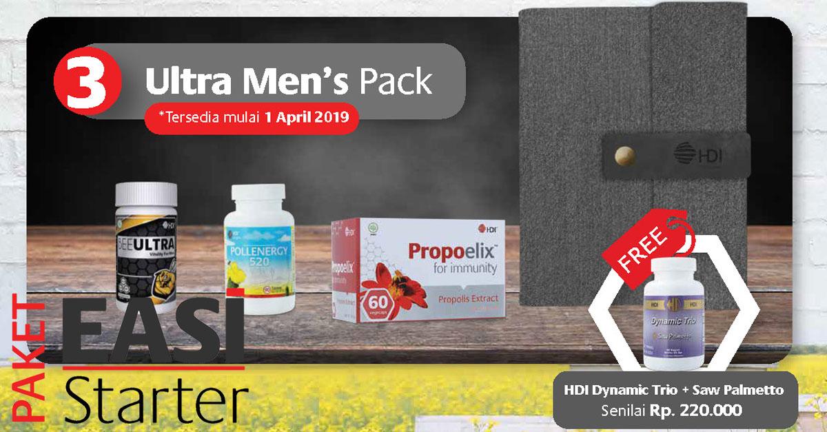 Ultra Men's Pack