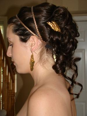 Hairstyles Greek Styles | PHOTO-COUSTIC