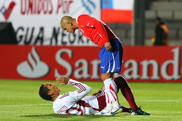 Chile y Venezuela en Copa América 2011, 17 de julio
