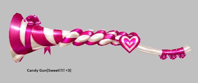 Candy Gun | Weapon Skin [Force Gunner]