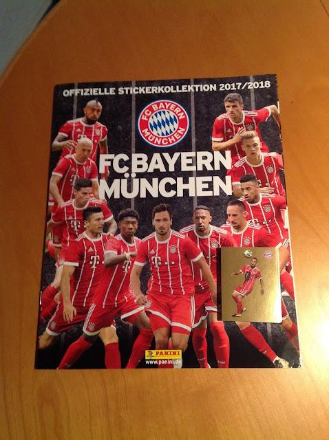 احصل على مجلة مجانية من نادي بايرن ميونخ لكرة القدم مجانا الى منزلك