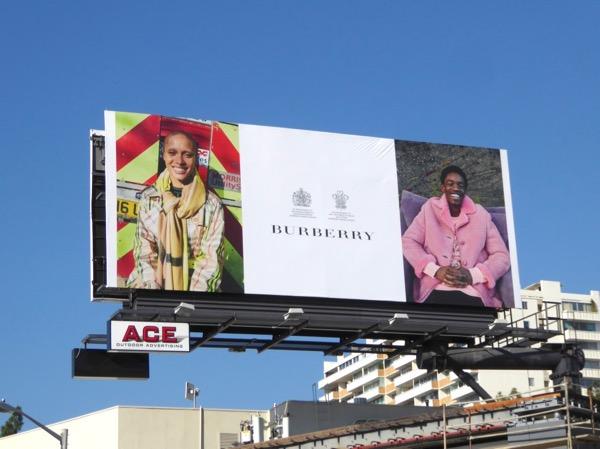 Burberry Jan17 billboard