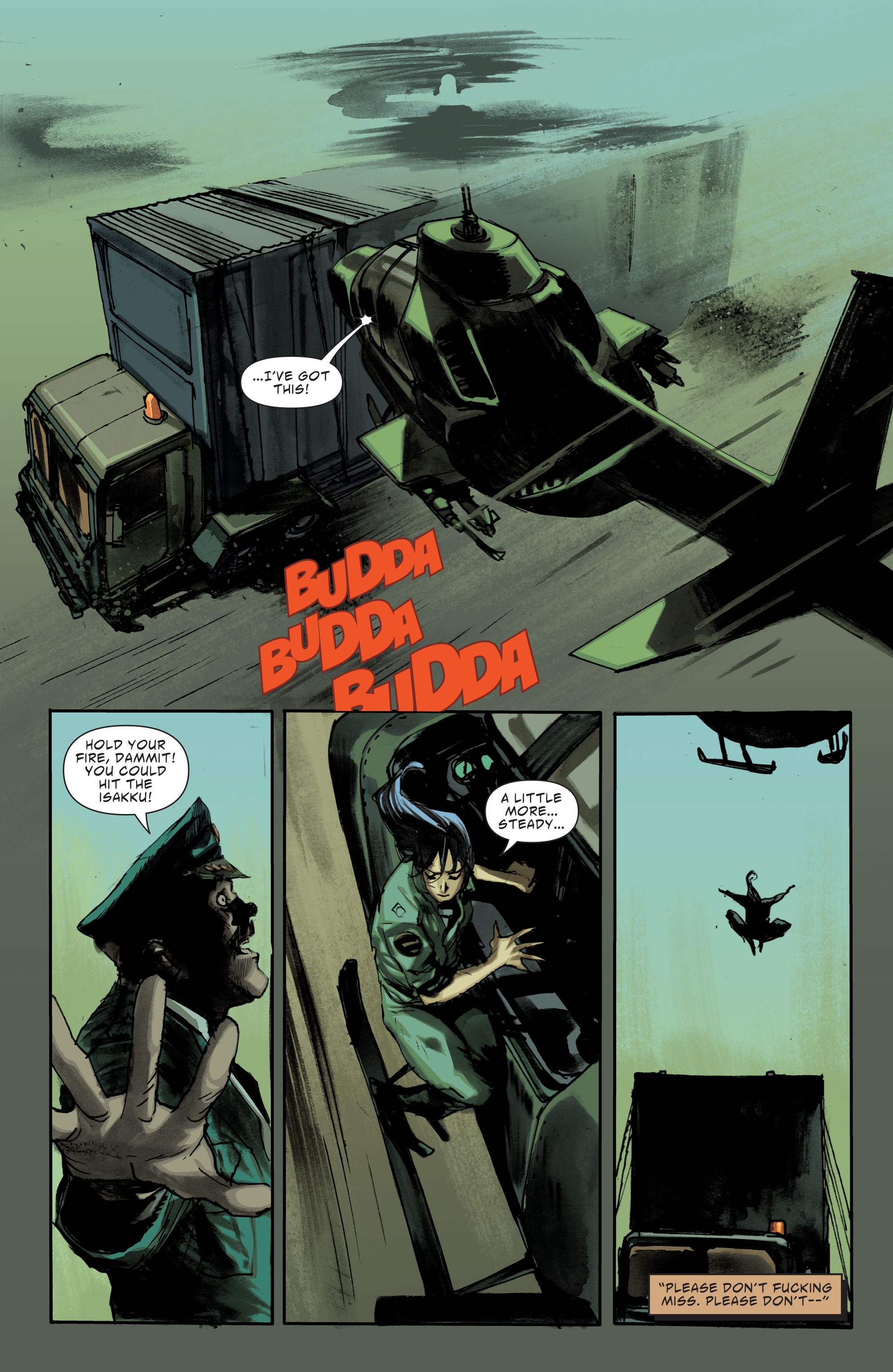 Read online American Vampire: Second Cycle comic -  Issue #10 - 18