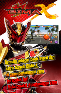 BIMA-X Versi  Apk