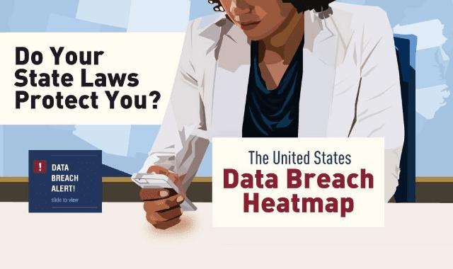Data Breach Heatmap