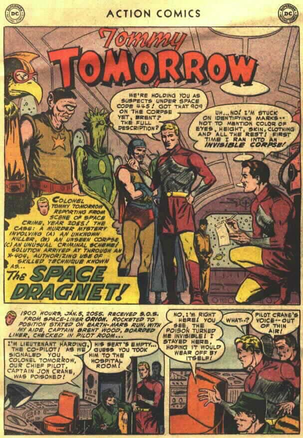 Read online Action Comics (1938) comic -  Issue #202 - 17