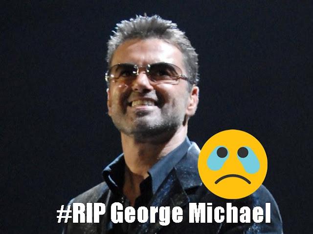 Penyanyi Pop George Michael Meninggal Dunia Saat Natal