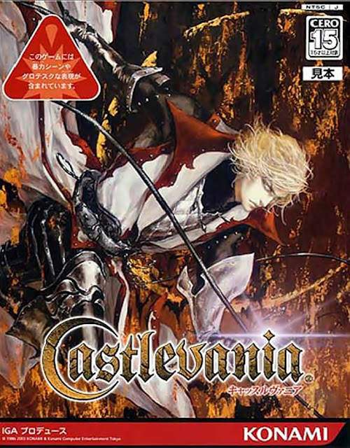 Detona - castlevania - Lament Of Innocence