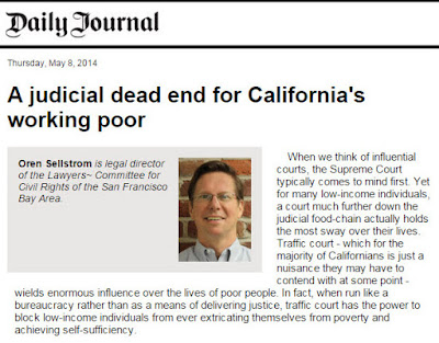 Institutionalized Socioeconomic Bias by California Judges Ignored by Commission on Judicial Performance