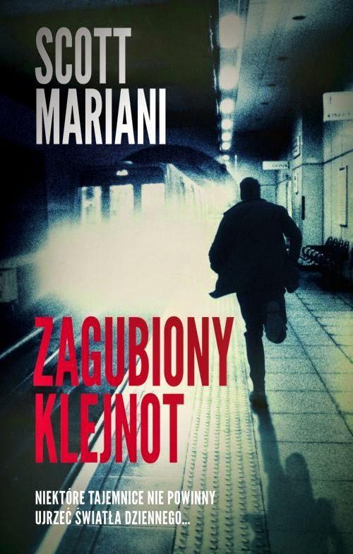 """""""Zagubiony klejnot"""" – Scott Mariani"""