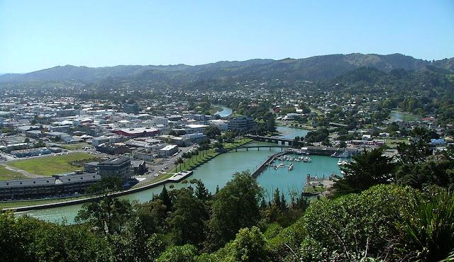 Foto de Gisborne - Nova Zelândia
