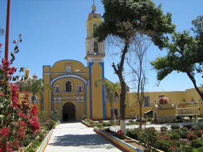Iglesia tochtepec puebla feria