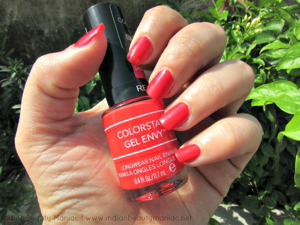 Revlon Colorstay Nail Polish Colors – Papillon Day Spa