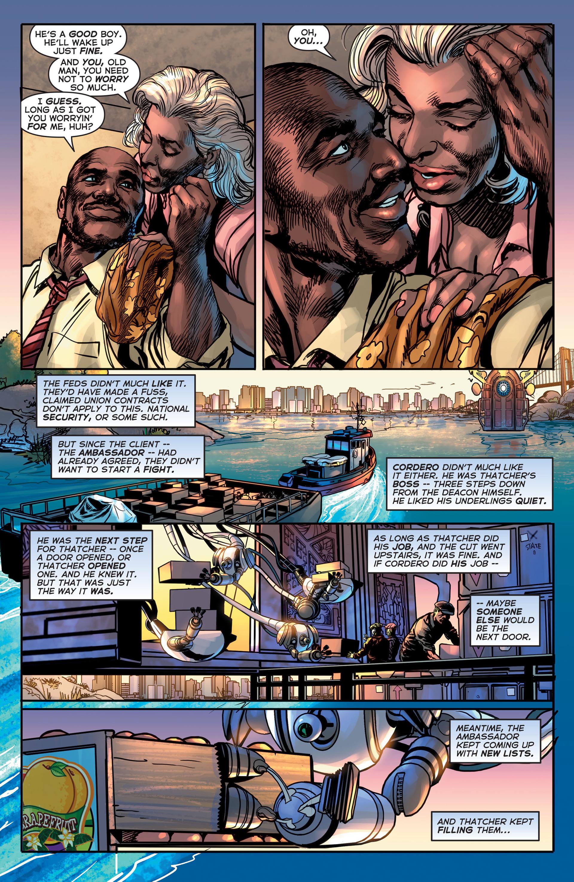Read online Astro City comic -  Issue #6 - 9