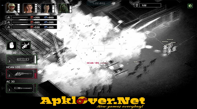 Zombie Gunship Survival MOD APK unlimited ammo