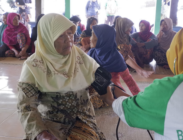 Semangat Kampung Kemuning Mengintegrasikan 4 Pilar Program ASTRA