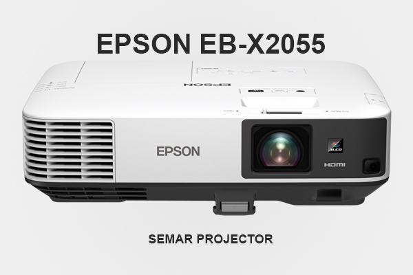 Sewa proyektor Epson EB-X2055 5000 lumens di Semarang