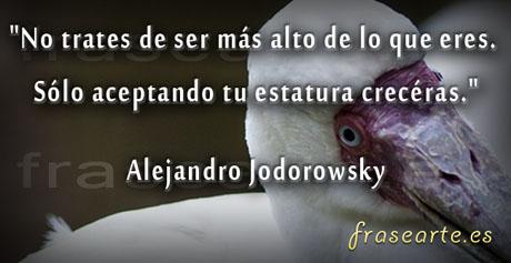 Frases célebres de Alejandro Jodorowsky