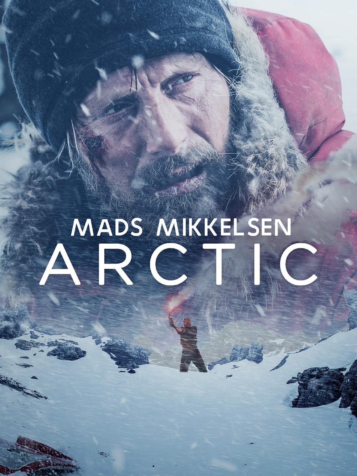 Arctic [2018] [DVDR] [NTSC] [Latino]
