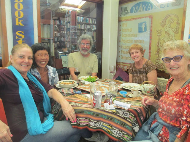 Las Chinitas Asian restaurant Santander Panajachel Guatemala