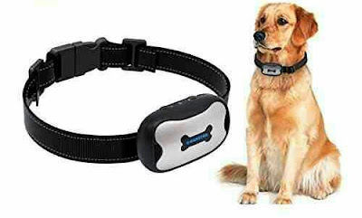 POP VIEW Anti-Bark Dog Collar Shock - Nicestar