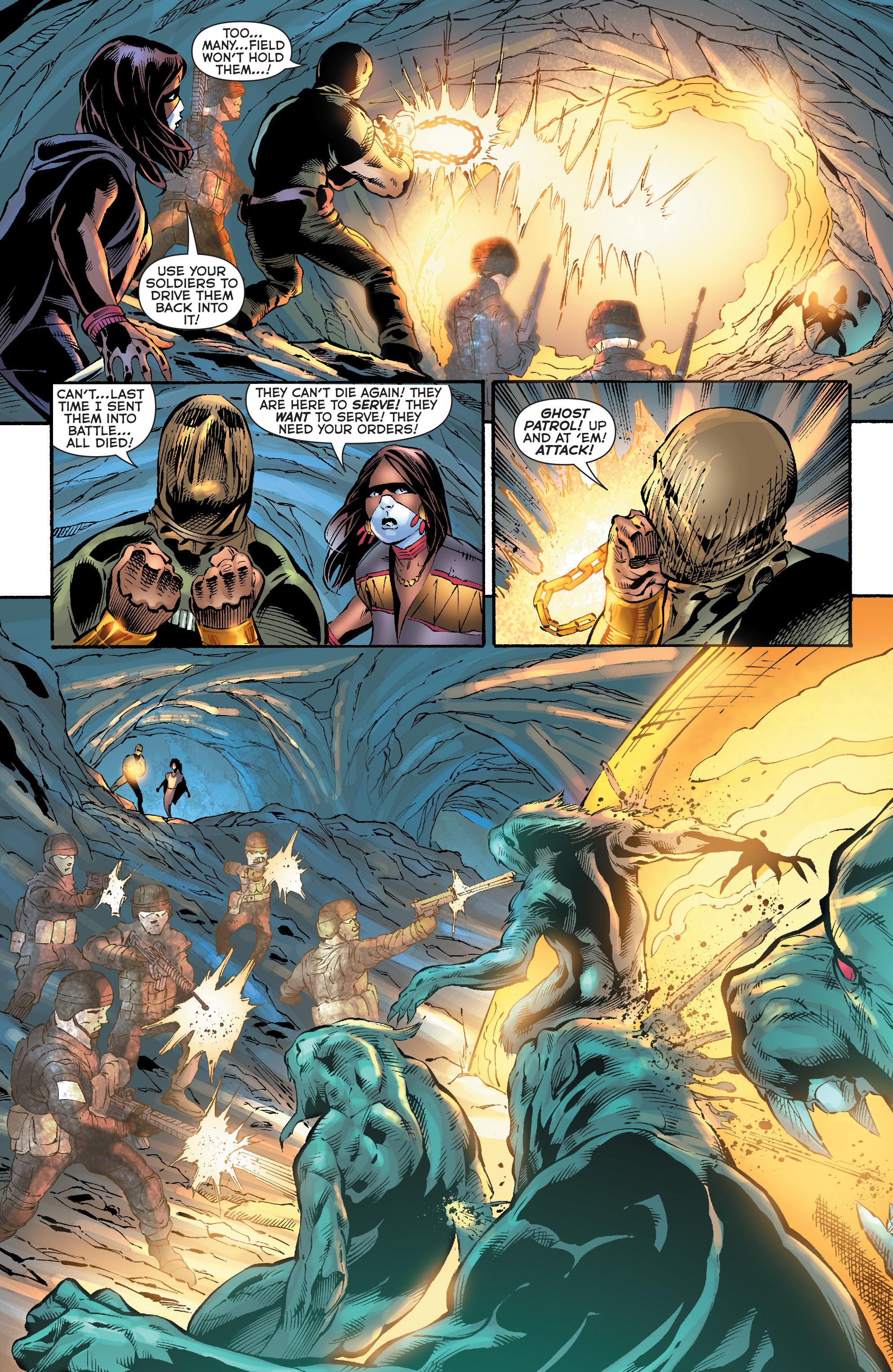 Read online Aquaman (2011) comic -  Issue #20 - 18