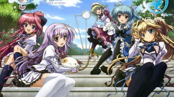Mashiro-iro Symphony: The Color of Lovers BD Episode 01-12 BATCH Subtitle Indonesia
