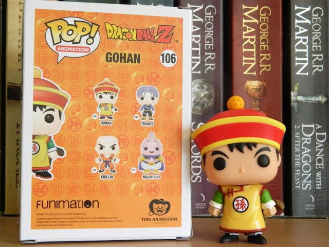 Dragon Ball Z Funko Pop Gohan