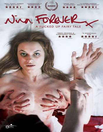 Poster Of Nina Forever 2015 English 300MB BRRip 480p Free Download Watch Online