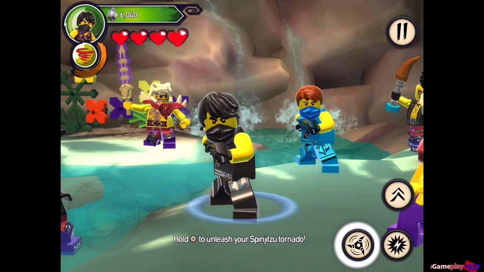 LEGO NINJAGO SHADOW OF RONIN FREE DOWNLOAD ~ Androids ...