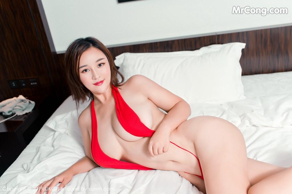 Image DKGirl-Vol.116-ber-MrCong.com-005 in post DKGirl Vol.116: 潘琳琳ber (44 ảnh)
