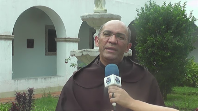 Frei Mauricio fala sobre a Festa Carmo 2018