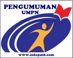 Kali ini admin akan memperlihatkan isu wacana  Pengumuman UMPN 2019/2020