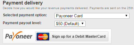hide my ass affiliate program payment option, payoneer