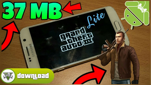 Download GTA 3 Lite Android Mobile