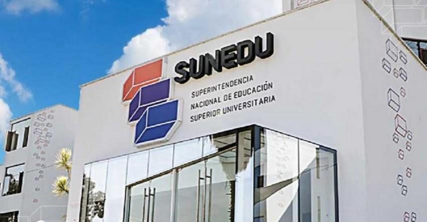 SUNEDU reduce costo de reconocimiento de grados y títulos extranjeros - www.sunedu.gob.pe