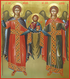 Synaxis of the Archangels Daniel Neculae